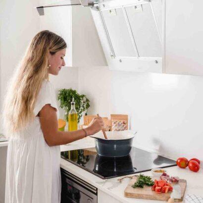 Caldo de cocido para legumbres